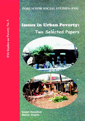 Issues in Urban Poverty: Two Selected Papers (Paperback)