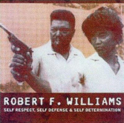 Robert F. Williams: Self Respect, Self Defence And Self Determination (CD-Audio)