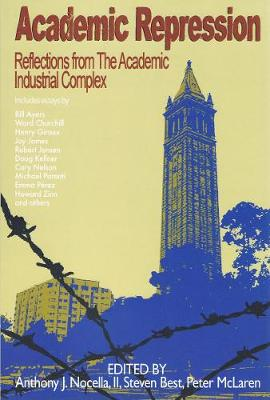 Academic Repression: Reflections from the Academic Industrial Complex (Paperback)
