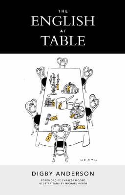 The English at Table (Hardback)