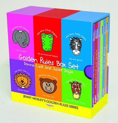 Golden Rules Box Set (Board book)