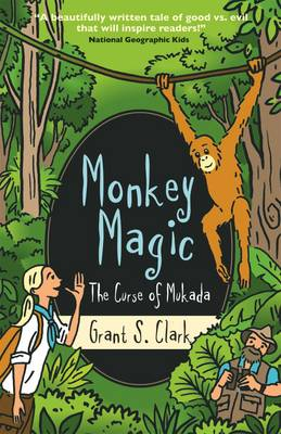 Monkey Magic: The Curse of Mukada - Monkey Magic (Paperback)