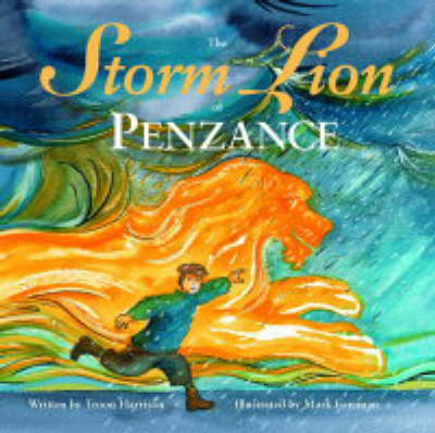 The Storm Lion of Penzance (Hardback)