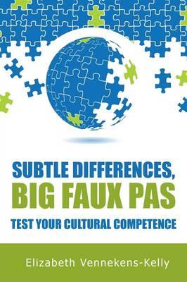 Subtle Differences, Big Faux Pas (Paperback)