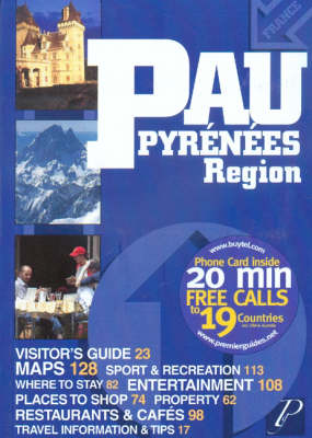 Pau Pyrenees Region (Paperback)