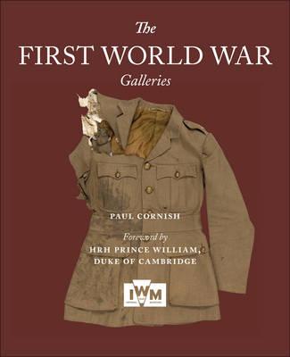 The First World War Galleries (Paperback)
