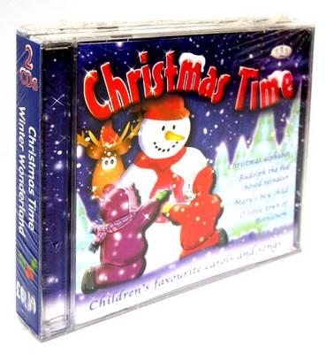 Xmas Pop Party/Rocking Around the Christmas Tree (CD-Audio)