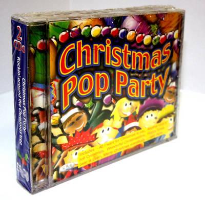 Christmas Time/Winter Wonderland (CD-Audio)