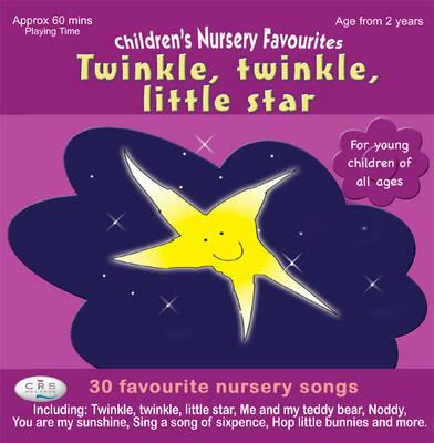 Twinkle Twinkle Little Star (CD-Audio)