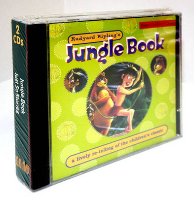 Jungle Book: AND Just So Stories (CD-Audio)
