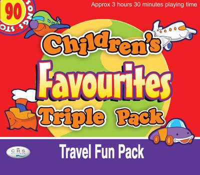 Children's Favourite Triple Pack (CD-Audio)