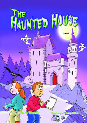The Haunted House (Spiral bound)