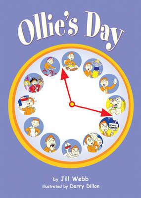 Ollie's Day (Spiral bound)
