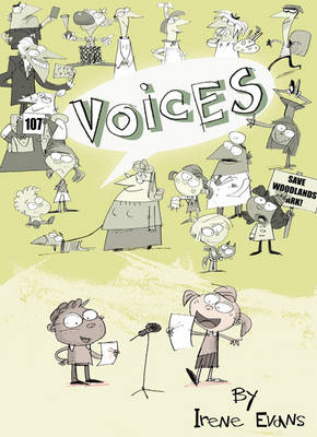 Voices: Phonic Dialogues for Reading Practice (Spiral bound)