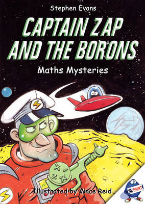 Captain Zap and the Borons (Spiral bound)