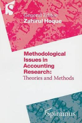Methodological Issues in Accounting Research: Theories & Methods (Paperback)