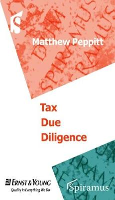 Tax Due Diligence (Paperback)
