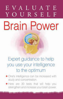 Brain Power - Evaluate Yourself S. (Paperback)