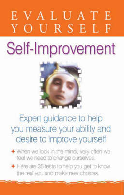 Self-improvement - Evaluate Yourself S. (Paperback)