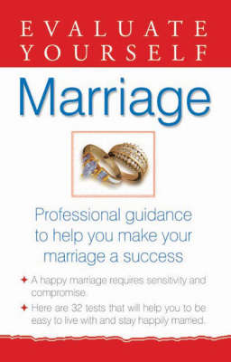 Marriage - Evaluate Yourself S. (Paperback)