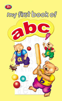 ABC - My First Book of (Hardback)