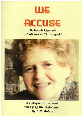 We Accuse (Paperback)