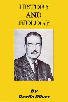 History and Biology (Paperback)