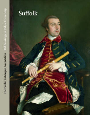 Oil Paintings in Public Ownership in Suffolk (Hardback)