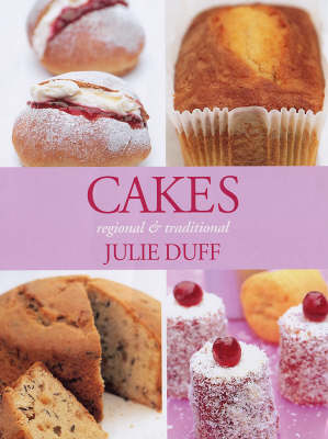 Cakes, Regional and Traditional (Paperback)