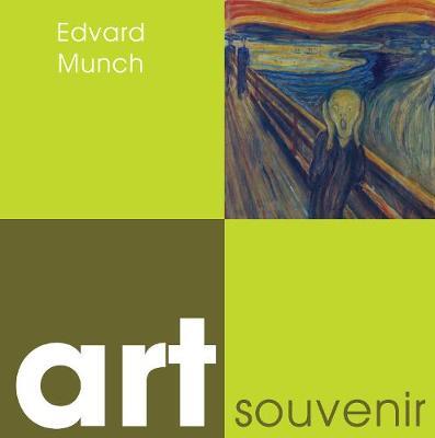 Art Souvenir 2016: Edvard Munch (Hardback)