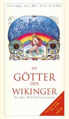 Die Gotter der Wikinger: Viking Gods (Paperback)