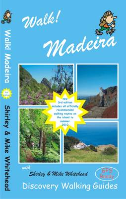 Walk! Madeira (Paperback)
