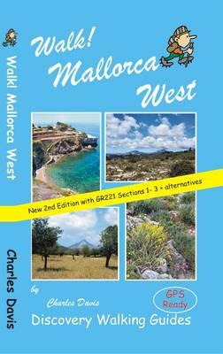 Walk! Mallorca West (Paperback)