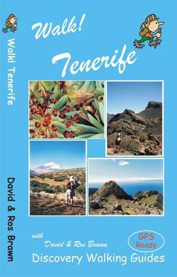 Walk! Tenerife (Paperback)
