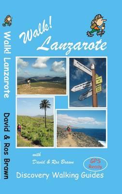 Walk! Lanzarote (Paperback)