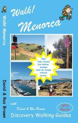 Walk! Menorca (Paperback)