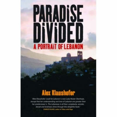 Paradise Divided: A Portrait of Lebanon (Paperback)