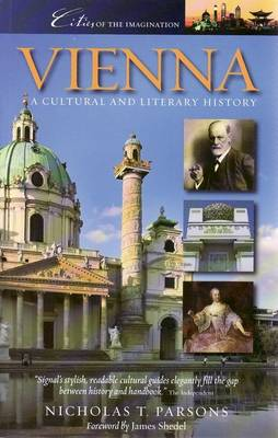 Vienna a Cultural and Literary History (Paperback)