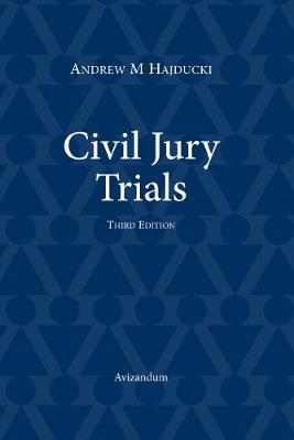 Civil Jury Trials (Hardback)