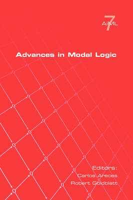 Advances in Modal Logic Volume 7: Volume 7 (Paperback)