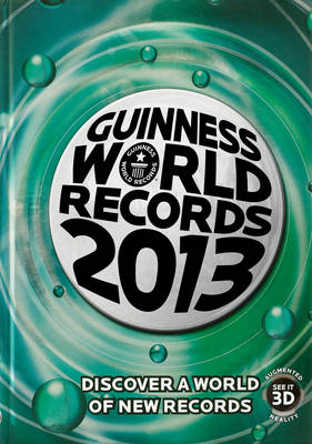 Guinness World Records 2013 (Hardback)