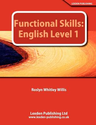 Functional Skills: English Level 1 (Paperback)