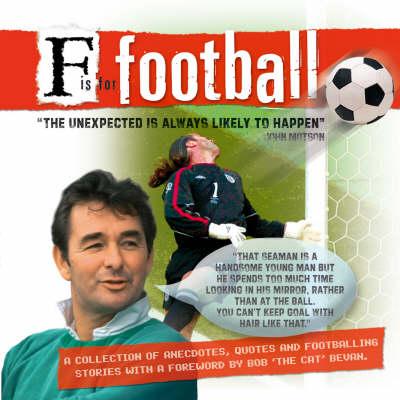 F is for Football (Hardback)