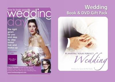 Wedding Book and DVD Gift Pack