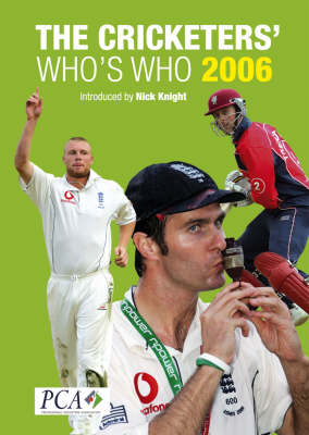Cricketer's Who's Who 2006 (Paperback)