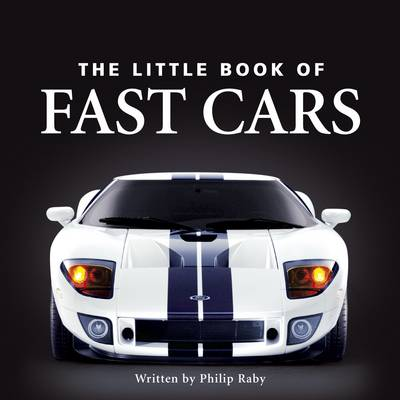 Little Book of Fast Cars (Hardback)