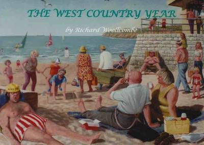 The West Country Year (Paperback)