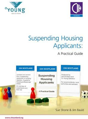 Suspending Housing Applicants: A Practical Guide (Spiral bound)