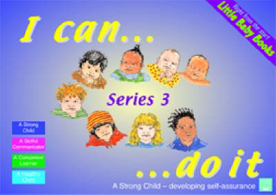Little Baby Books Set 3: I Can Do it, Let's Listen, Make Your Mark, Which One? - Little Baby Books