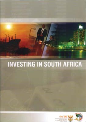 Investing in South Africa (Paperback)